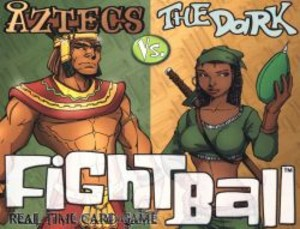 Fightball  - Aztecs vs the Dark