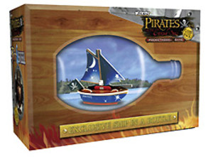 Pirates of the Cursed Seas : Ship in a Bottle
