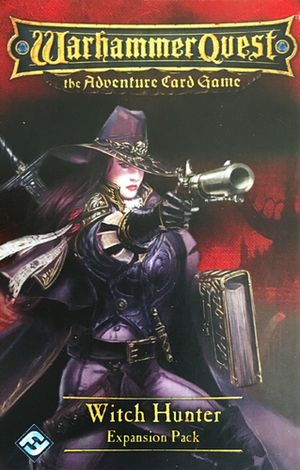 Warhammer Quest: The Adventure Card Game – Witch Hunter Expansion Pack