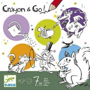 Crayon & Go !