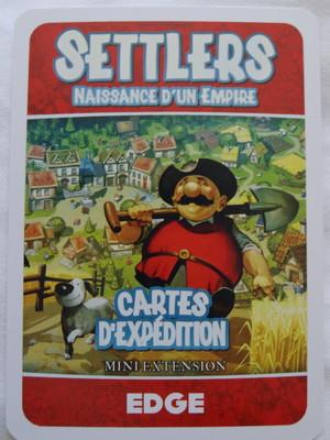 Settlers : cartes d'expédition