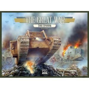 La Grande Guerre : Extension Tanks