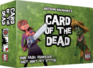 Card of the dead