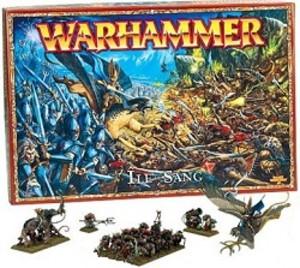 Warhammer - Île de Sang