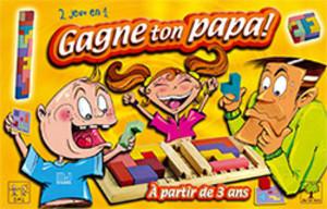 Jeux de société  Gagne Ton Papa !  Fairplay