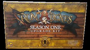Rum & bones : Season One Upgrade Kit