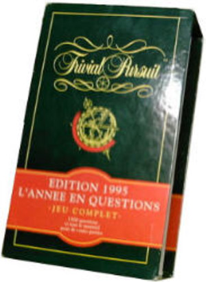 Trivial Pursuit : Édition 1995