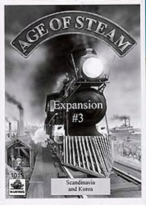 Age of Steam : Expansion #3