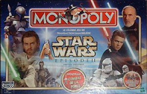 Monopoly - Star Wars Episode 2