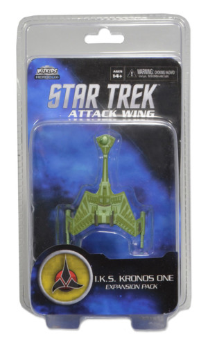 Star Trek : Attack Wing - Vague 1 - I.K.S. Kronos One