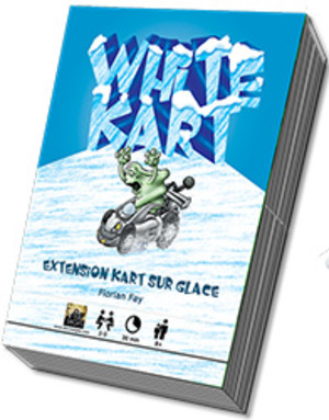 Kart sur Glace : White Kart