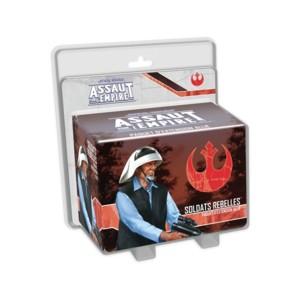 Star Wars : Assaut sur l'Empire : Soldats Rebelles