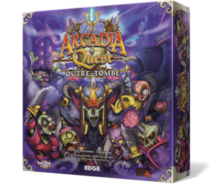 Arcadia Quest : Outre Tombe