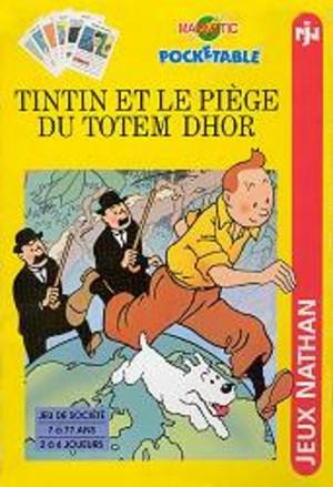 Tintin et le piège du totem d'Hor (voyage)