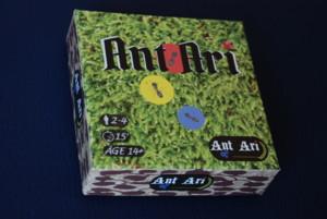 Ant Ari Le jeu