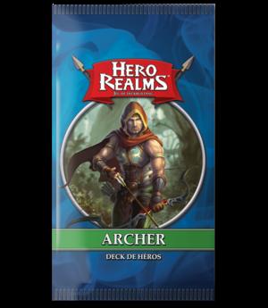 Hero Realms - Deck de Héros : Archer