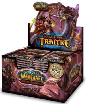 World of Warcraft JCC : Les serviteurs du Traître