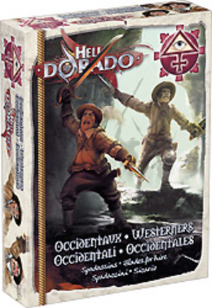Hell Dorado : Spadassins