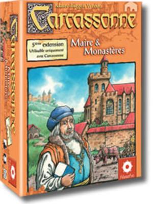 Carcassonne : Maire et Monastères.