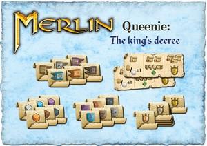 Merlin - Queenie 2 - Le Décret Royal