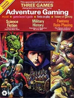 Adventure Gaming