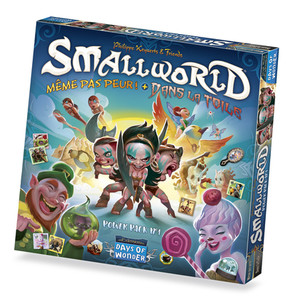 "Small World - Extension ""Power Pack n° 1"""