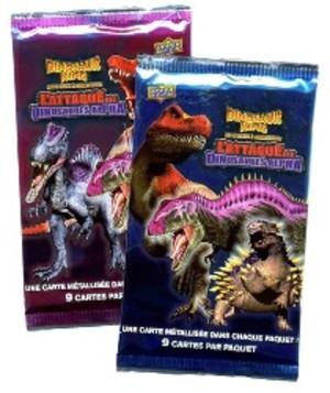 Dinosaur King : L'Attaque des Dinosaures Alpha