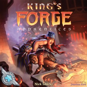 King's Forge : Apprentices (extension)
