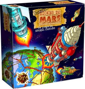 Die Spieleschmiede schickt Raumschiffe  zum Mars!