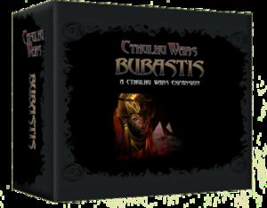 Cthulhu Wars expansion : Bubastis