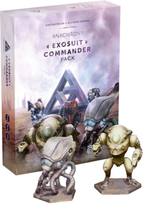 Anachrony - Exosuit Commander Pack