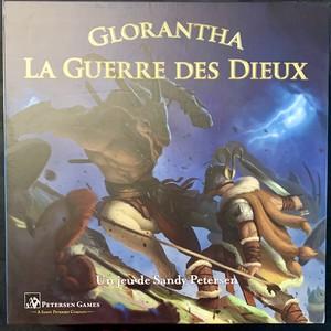 Glorantha: La Guerre des Dieux