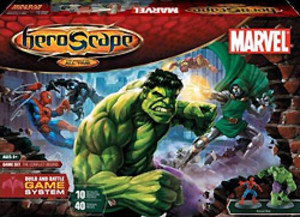 HeroScape Marvel - The Conflict Begins