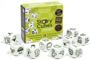 Rory's Story Cubes : Aventure / Voyage