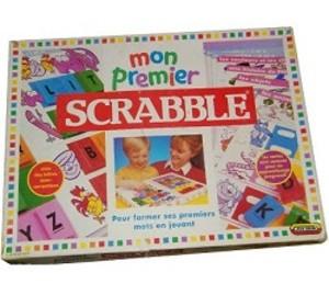 Mon premier Scrabble