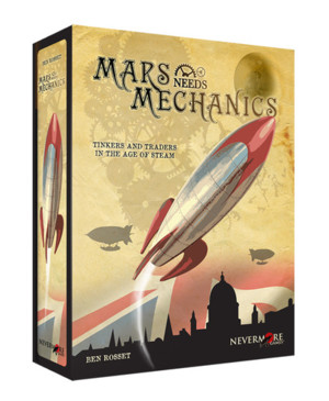Mars need Mechanics
