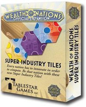 Wealth of Nations - Super Industry tiles
