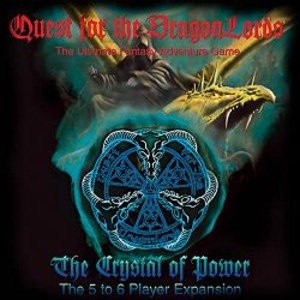 Quest for the DragonLords - The Crystal of Power