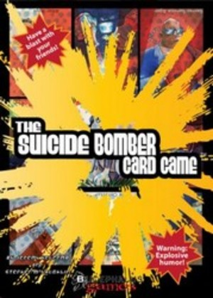 The suicide Bomber card game