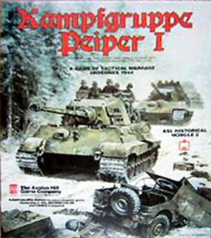 ASL : Kampfgruppe Peiper I