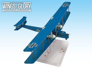 Wings of Glory: WW1 Miniatures Bombardiers Géants