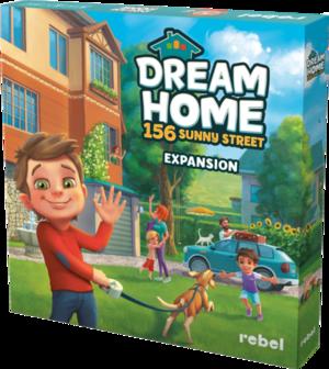 dream home : 156 sunny street