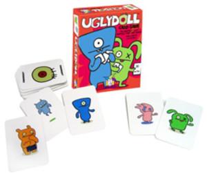 Uglydoll card game