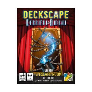 DECKSCAPE – Derrière Le Rideau