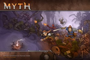Myth - Version Kickstarter - Pledge Captain