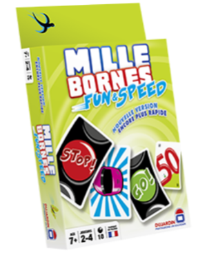 Mille Bornes - Fun & Speed - Voyage