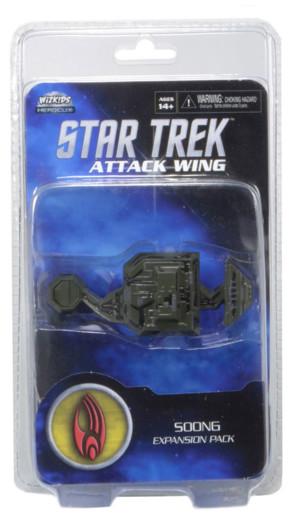 Star Trek : Attack Wing - Vague 6 - Soong