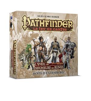 Pathfinder - Le réveil des Seigneurs des Runes - Boite d'extension