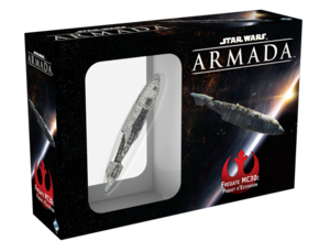 Star Wars: Armada - Extension Frégate MC30c