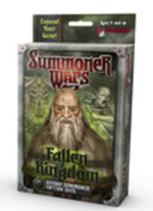 Summoner Wars : Fallen Kingdom - Second Summoner
